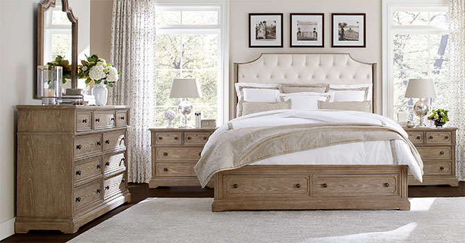 Bedroom Furniture - Malouf Furniture Co. - Foley, Fairhope, Daphne ...