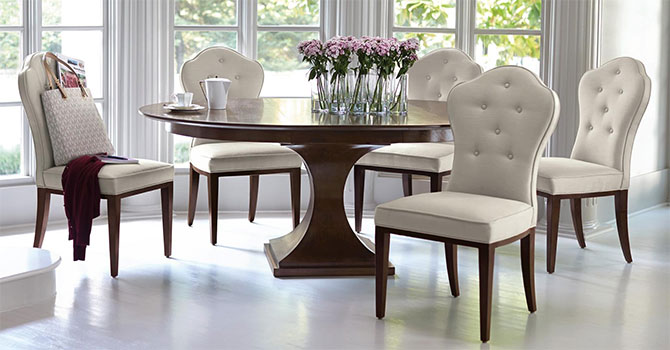 Dining Room Furniture - Malouf Furniture Co. - Foley, Mobile ...