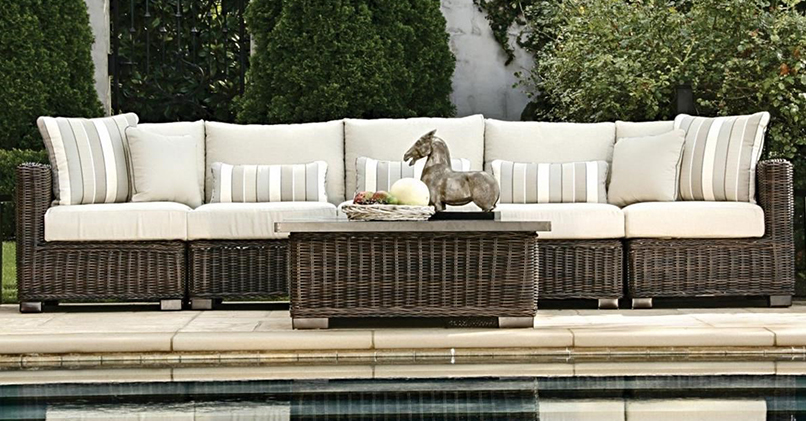 Outdoor And Patio Furniture Malouf Furniture Co Foley Mobile